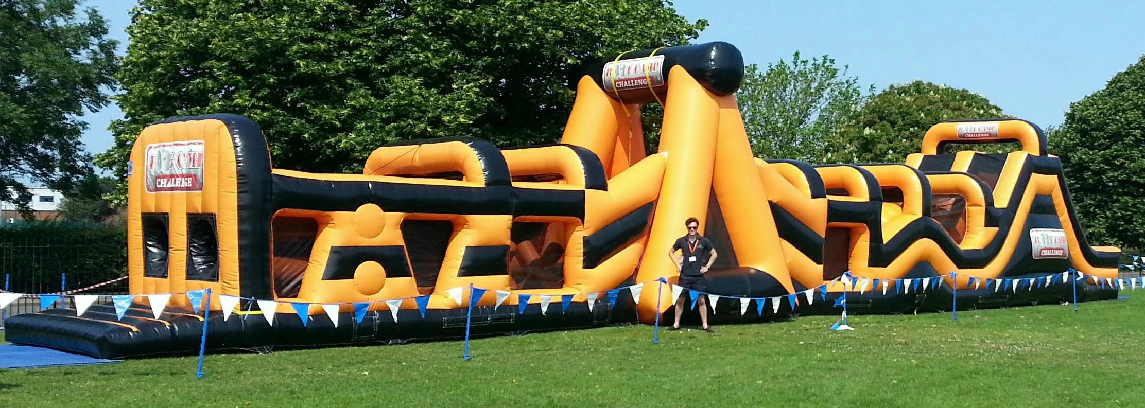 Bootcamp Inflatables