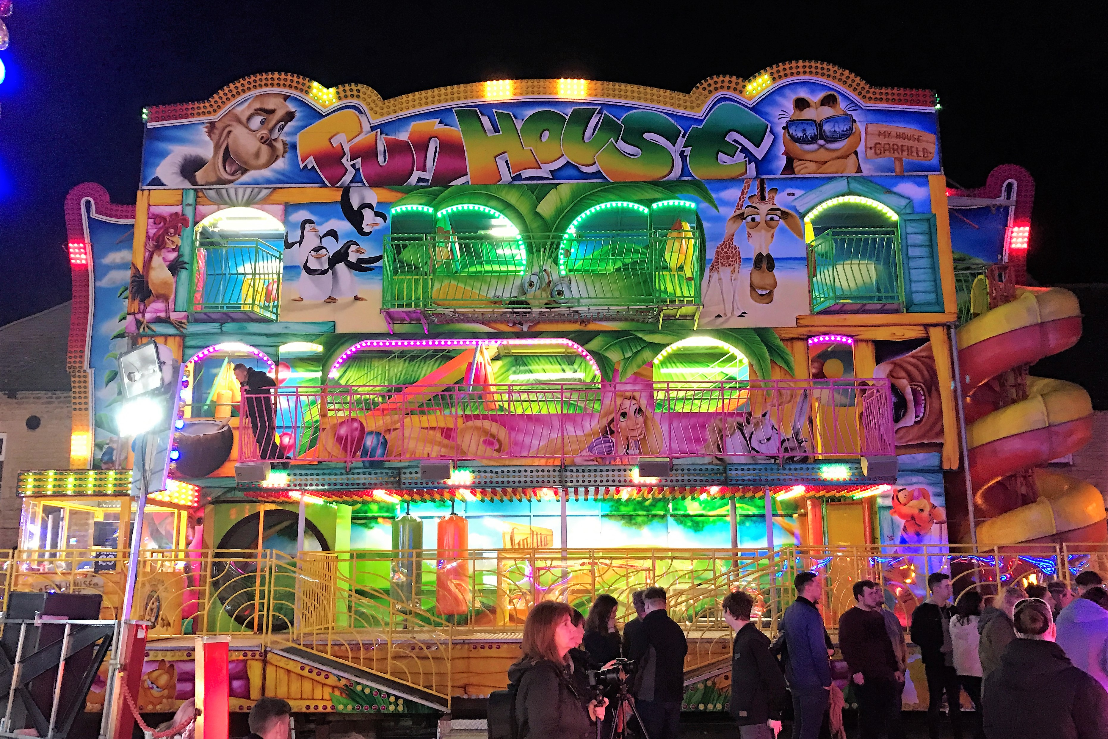 3 Deck Fun House