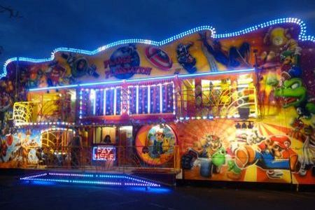 2 Deck Fun House