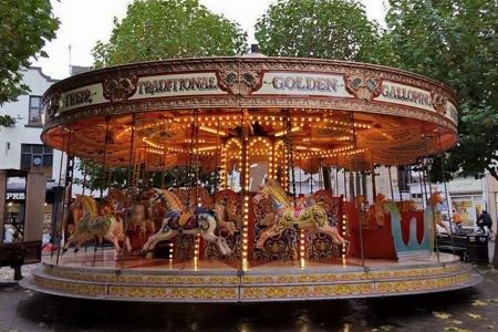 Traditional Carousel